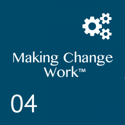 We guide, train and work with you and your company tocreate successful change. Including: Organizational Change management; Change management tool kit; Change leadership; Personal Strategies for Navigating Change; Success through sustained transformation.